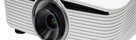 Optoma completes its range of DLP projectors for installation with ProScene X 605
