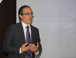 Jorge Lang, director de Innovación y Soluciones de Intel para Sur de Europa