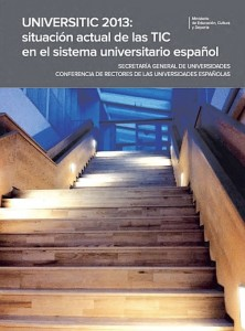Universitic 2013 informe