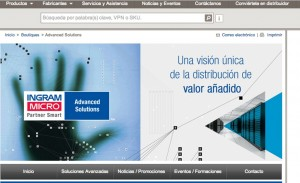 Web Advanced Solutions, division Ingram Micro
