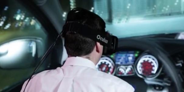Ford Oculus Rift