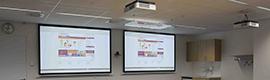 La tecnología de proyección 3LCD de Sony se integra en la infraestructura AV del hospital de St. Antonius