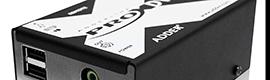 Adder X-DVI Pro DL: extensor KVM para la transmisión de vídeo digital