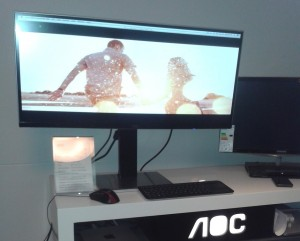 AOC monitor Smart all