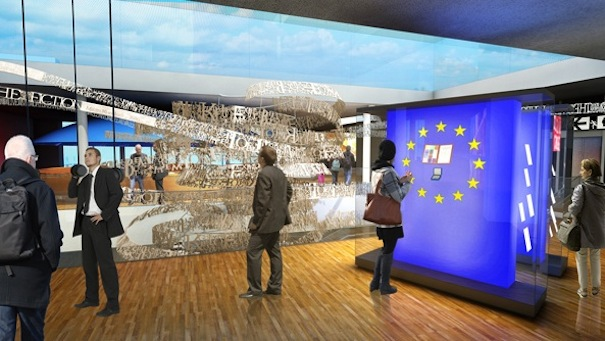 Acciona Casa de Historia Europa