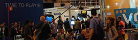 BIT Broadcast 2014 sigue siendo el referente del entorno audiovisual con más de 8.000 asistentes