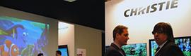 Christie acude a BIT Broadcast 2014 de la mano de Charmex para mostrar sus soluciones AV