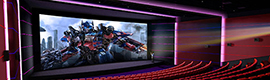Barco projectors are the bet of Evergrande Cinema for its new cinemas in China