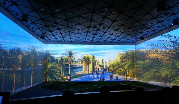DigitalProjection in Guangdong