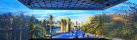Digital Projection crea una proyección inmersiva para atraer nuevas inversiones a la zona del Gaolan Port de Guangdong