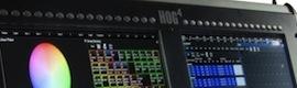 EES distribuye en España las consolas de iluminación Hog de High End Systems