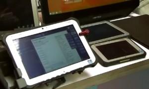 EasyJet utiliza touchpad de Panasonic