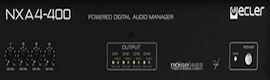 Nuova versione EclerNet Manager e digital audio NXA4-400 Manager