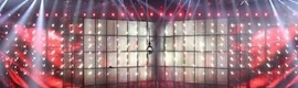 Denmark makes the Eurovision Song Contest one of the most innovative audiovisual shows of the year