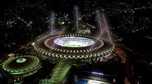 GE Lighting Copa Mundial Futbol2014 Maracana