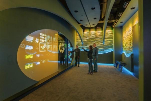 HP Services Enterprise Experience Center