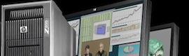 Las workstation de HP gestionan el sistema de contenidos de vídeo en la gira española 2014 de David Bisbal