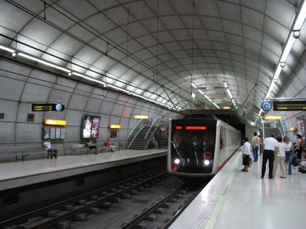 JCDecaux Metro de Bilbao