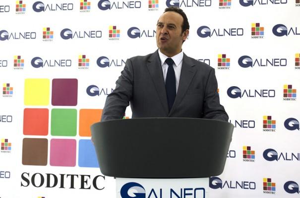 Javier Vivas CEO Soditec