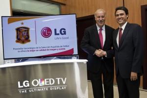LG y RFEF