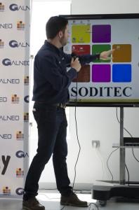 Miguel Angel Rojo, responsable I+D de Soditec