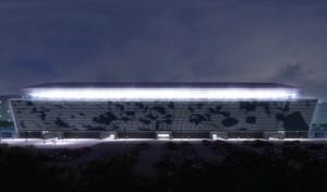 Osram estadio Corinthians Sao Paulo
