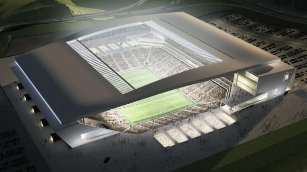 Osram estadio Corinthians SaoPaulo