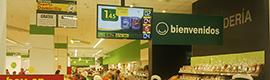 El Grupo Dinosol sigue confiando en DJ3 Canarias para ampliar su red de digital signage