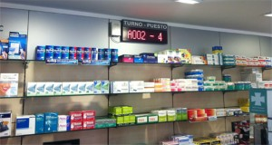 Qmatic solo virtua farmacia