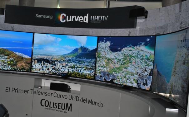 Samsung Curvo UHD