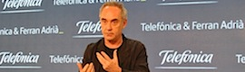 Telefónica and Ferran Adrià renew their Alliance to continue combining gastronomy with technology for innovation