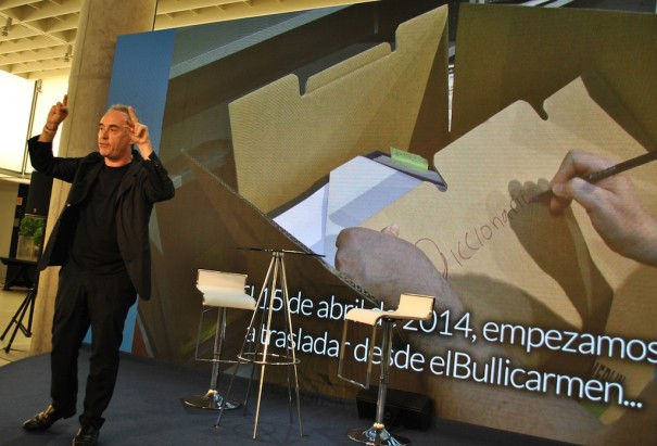 Telefonica Ferran Adria 3
