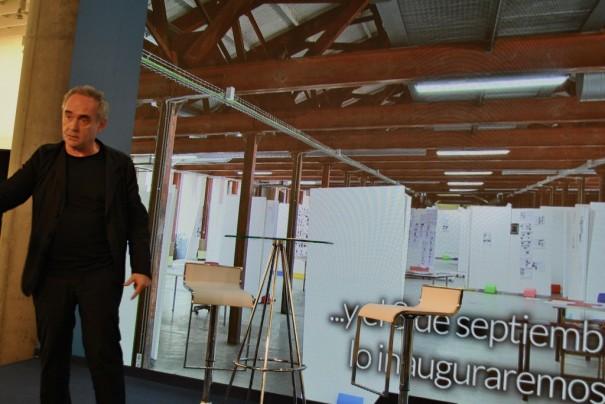 Telefonica Ferran Adria 4
