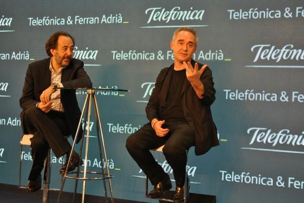 Telefonica Ferran Adria
