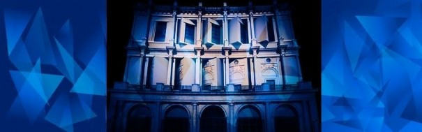 Triick videomapping Teatro Real