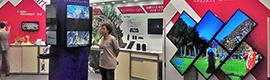 VIA muestra en ESEC 2014 sus últimas soluciones para señalización digital e Internet de las Cosas