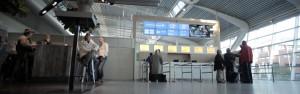 Videowall Aeropuerto de Eidhoven