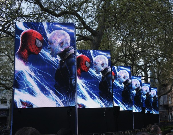 XL Video premiere Amazing Spider-Man 2