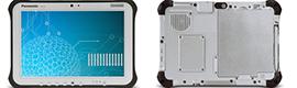 Panasonic adapta el tablet FZ-G1 para utilizarlo en entornos con riesgo de explosión