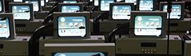 El Palacio Legislativo de San Lázaro en México optimiza sus instalaciones multimedia con pantallas de Albiral