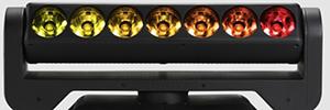 Ayrton renueva la iluminación escénica con su nueva gama Magic Radical