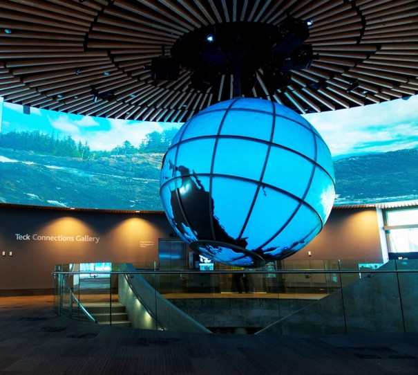 Barco Aquarium Vancouver
