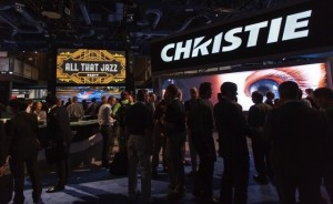 Christie Velvet LED InfoComm2014
