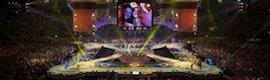 Civolution sincroniza con SyncNow los smartphones de 65.000 espectadores en los 'Toppers in concert 2014'