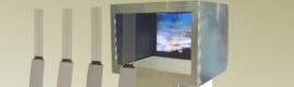 Digital signage en 3D, el nuevo concepto de Class Manufacturing con el kiosco multimedia Kubok