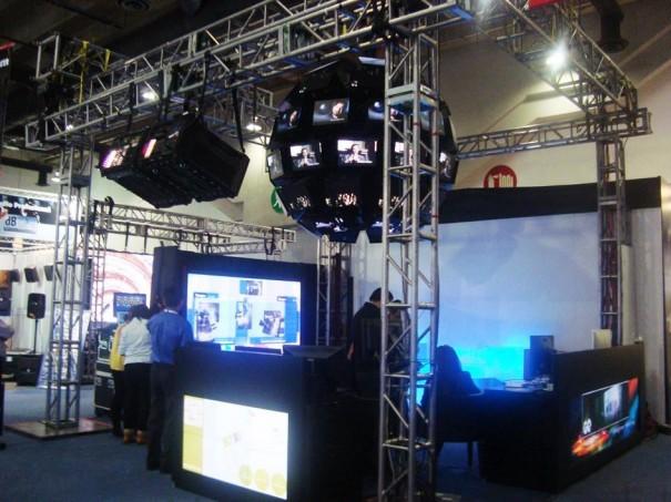 Expo Tecnomedia InfoComm2013 Mexico
