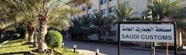 Las aduanas de Arabia Saudí realizan su comunicación digital con Deneva.cuatro de ICON Multimedia