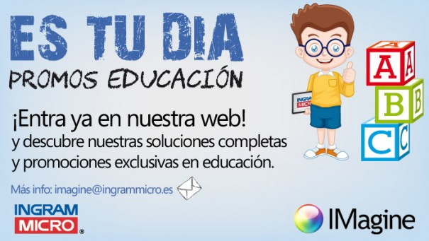 IMagine Es tu dia educacion