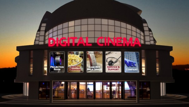 NEC Digital Cinema