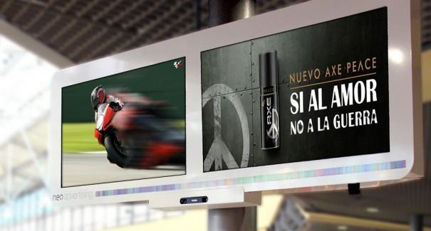 Neo Advertising centro comercial